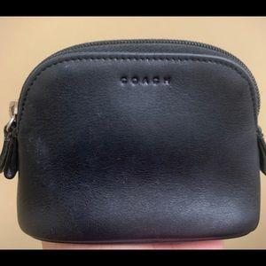Coach coin bag
